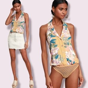 [NEW] Free People Offshore Bodysuit